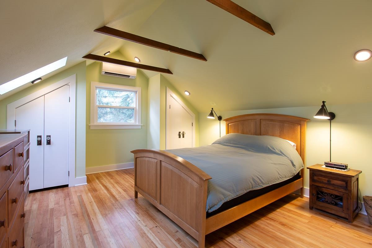 Attic to Master Suite Conversion