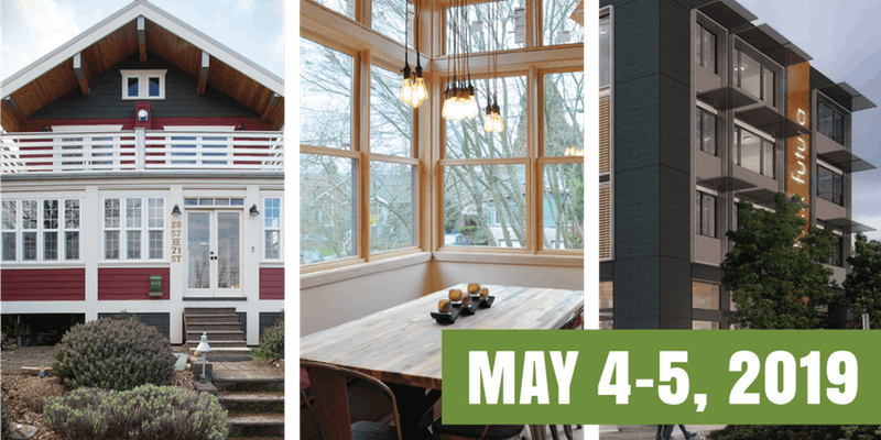 Northwest Green Home Tour: May 4-5, 2019