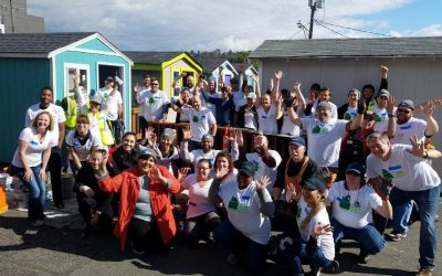 Mighty House Anniversary Donation: LIHI's Tiny House Program